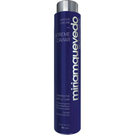 Shampoing pour cheveux rebelles et difficiles à coiffer  - Miriam Quevedo - Extreme Caviar - Shampoo for Difficult Hair