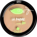 Poudre compacte Claire - certifié bio - Avril
