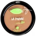 Poudre compacte Dorée - certifié bio - Avril