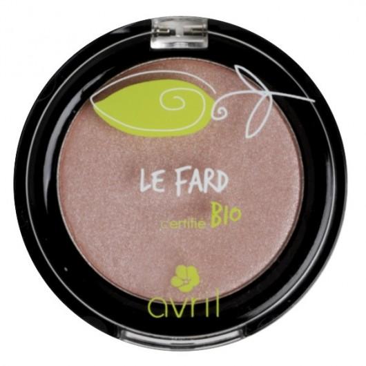 Fard à paupières Aurore - certifié bio - Avril