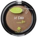Fard à paupières Cuivre irisé - certifié bio - Avril