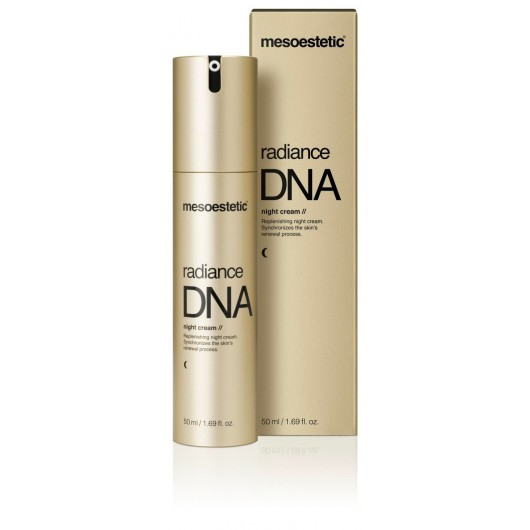 night cream ( radiance DNA )