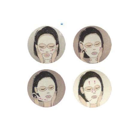 Masque tissu anti-âge – régénérant à l'acide hyaluronique -Tissue mask with hyaluronic acid