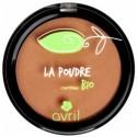 Poudre compacte - Cuivrée - Certifiée Bio