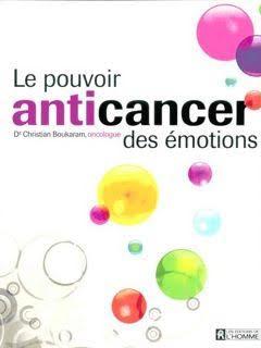 illustration livre - Le pouvoir anti cancer des émotions