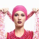 Illustration turban foulard
