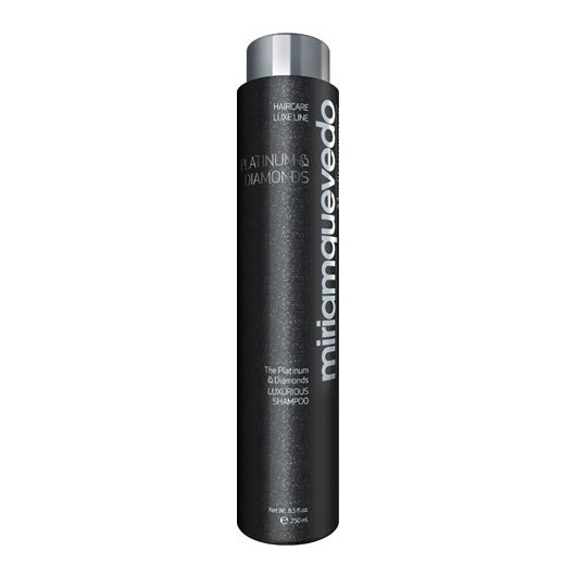 Shampoing Global Anti-äge - Miriam Quevedo Platinium & Diamonds Luxurioux Shampoo Global Anti-Aging