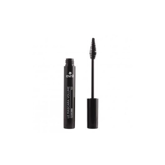 Mascara longue tenue Marron Certifié bio - Avril - Long-lasting Mascara Brown Certified organic