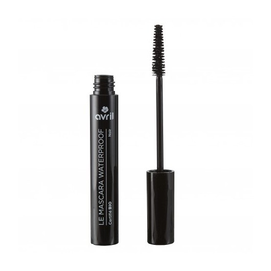 Mascara waterproof Noir - Avril