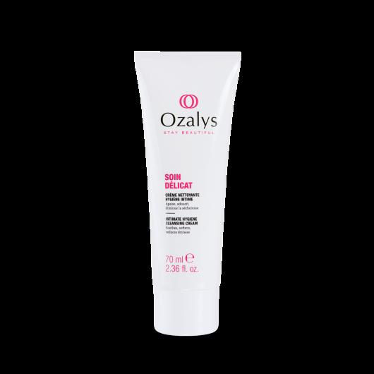 Ozalys - CRÈME NETTOYANTE HYGIÈNE INTIME - CLEANSING CREAM HYGIENE INTIMATE – DELICATE CARE