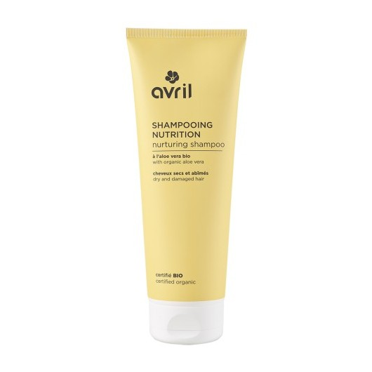 Shampooing Nutrition - 250 ml - certifié bio - Avril