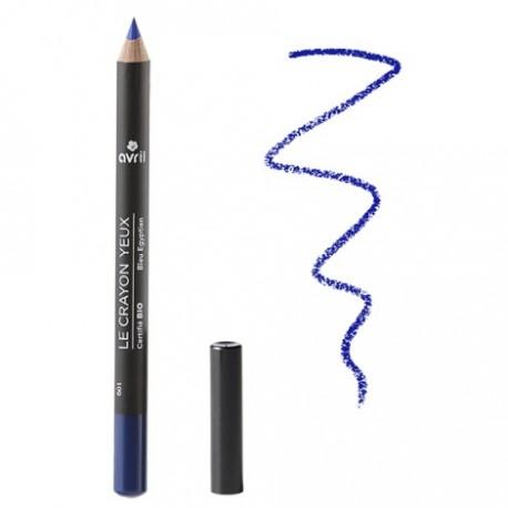 Crayon Yeux -Bleu Egyptien - Avril - Certifié Bio