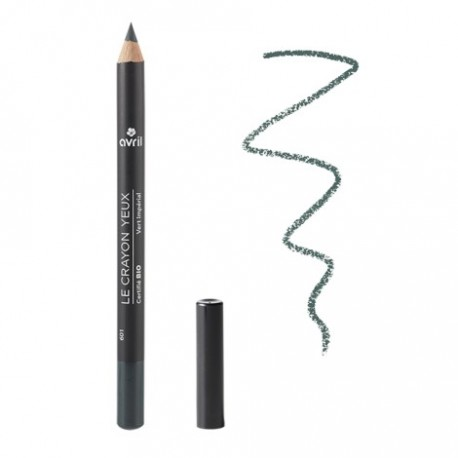 Crayon Yeux Vert Impérial - Avril - Certifié Bio - Eye Pencil Imperial Green