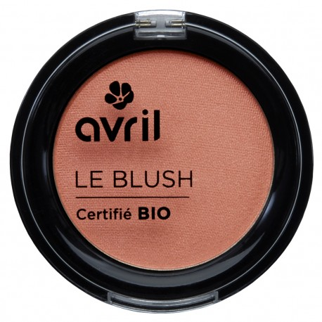 Fard à joues Pêche Rosé - Avril Make-up BIO - Pink Peach Blush