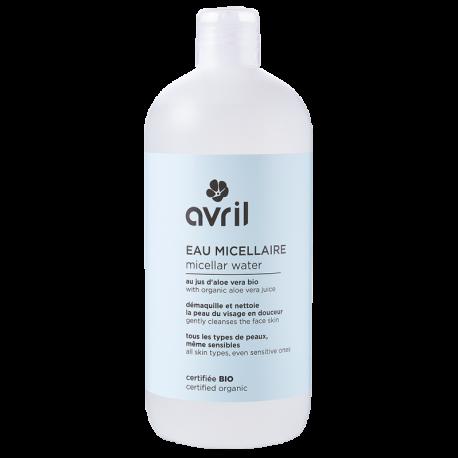 Lotion micellaire - 500 ml - certifié bio - Avril