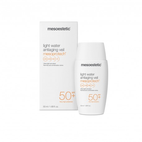 Light Water Anti-Aging Vell 50+ - Mesoprotech