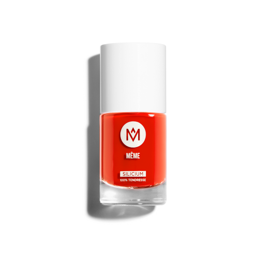 Vernis Silicium Orange Sanguine - MÊME