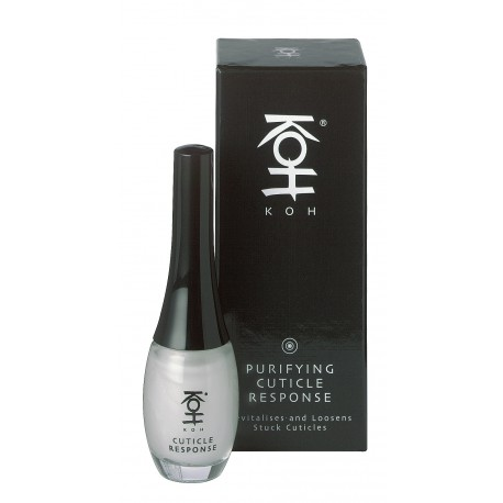 KOH PURIFYING CUTICLE RESPONSE