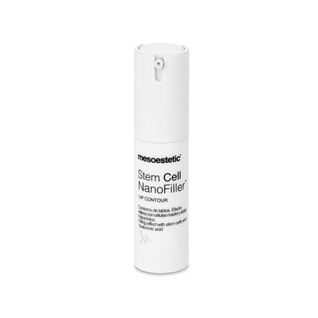 Stem Cell NanoFillerTM Lip Contour - Crème contour des lèvres Stem Cell - Mesoestetic