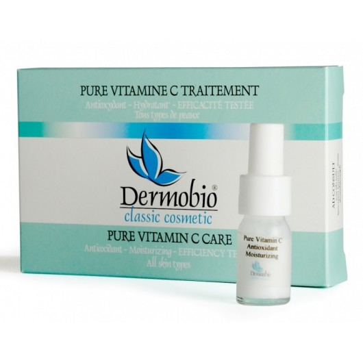 Pure Vitamine C Traitement - Pure Vitamin C Care - Dermobio