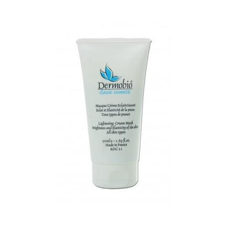 Masque Crème Eclaircissant - Lightening Mask - Dermobio