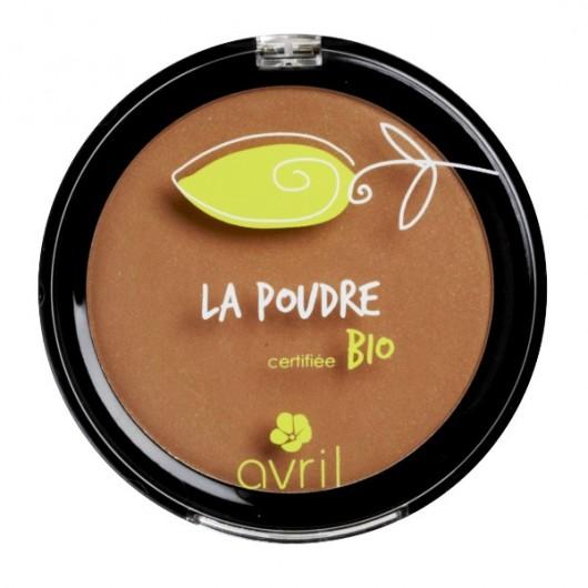 Poudre bronzante Dorée - certifié bio - Avril