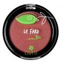 Fard à joues Blush Rose Praline - certifié bio - Avril
