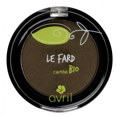 Fard à paupières Marécage - certifié bio - Avril