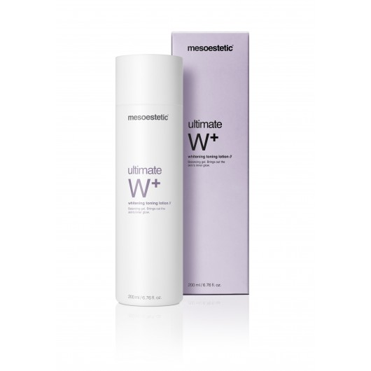 Lotion tonique clarifiant Ultimate W+ Whitening Toning Lotion