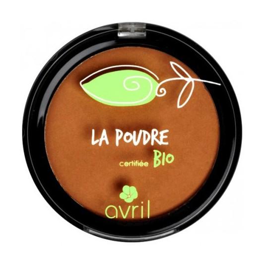 Poudre bronzante Camel - Certifié Bio - Avril
