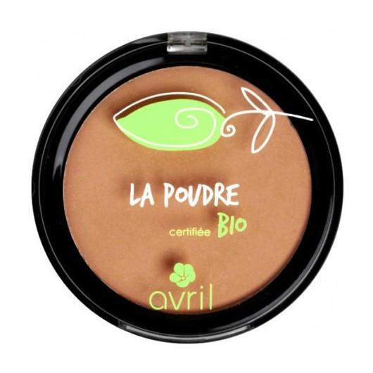 Poudre compacte - Abricot - Avril