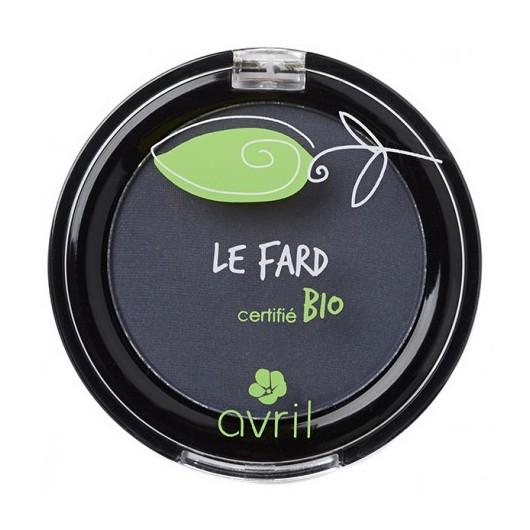 Fard à paupières Bleu de minuit - certifié bio - Avril